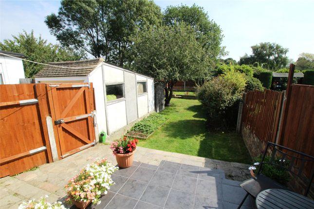 Garden of Riverside Road, Sidcup, Kent DA14