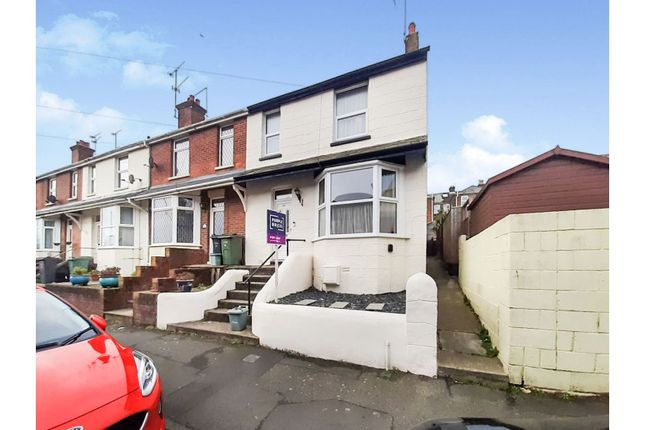 Thumbnail End terrace house for sale in Pelham Road, Cowes