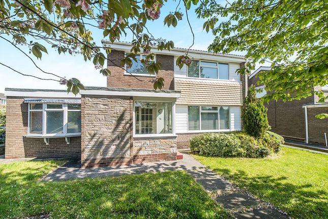Thumbnail Detached house to rent in Welbury Way, Cramlington