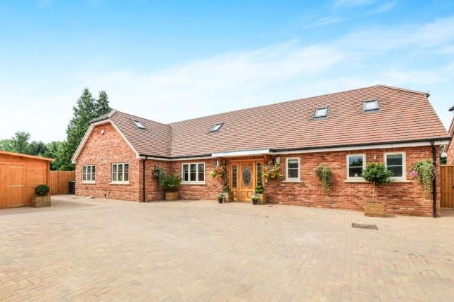 Thumbnail Detached house for sale in Newbury Lane, Silsoe, Bedford, Bedfordshire