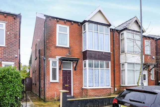 Thumbnail Semi-detached house to rent in Lonsdale Road, Heaton, Bolton