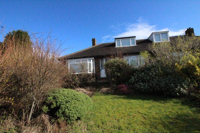 Thumbnail Semi-detached bungalow for sale in White Lee Road, Batley