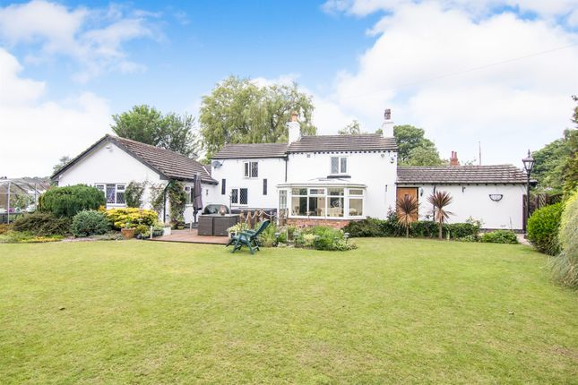 Thumbnail Detached house for sale in Chester Road, Whitby, Ellesmere Port