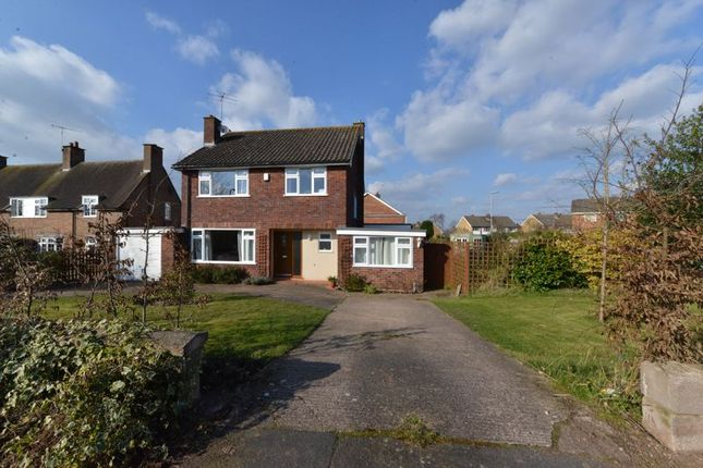 Detached house for sale in Green Lane, Eccleshall, Stafford