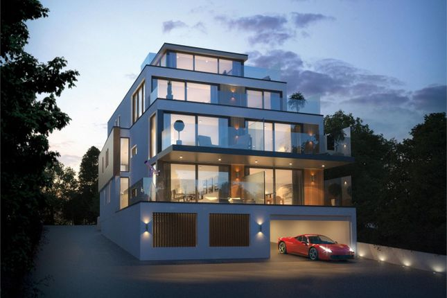Thumbnail Flat for sale in Apartment, 133 Banks Road, Sandbanks, Poole