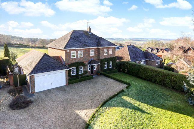 Thumbnail Detached house for sale in Redlands Lane, Ewshot, Farnham, Hampshire