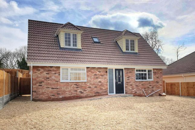 Thumbnail Bungalow to rent in Church Hill, Ramsey, Harwich