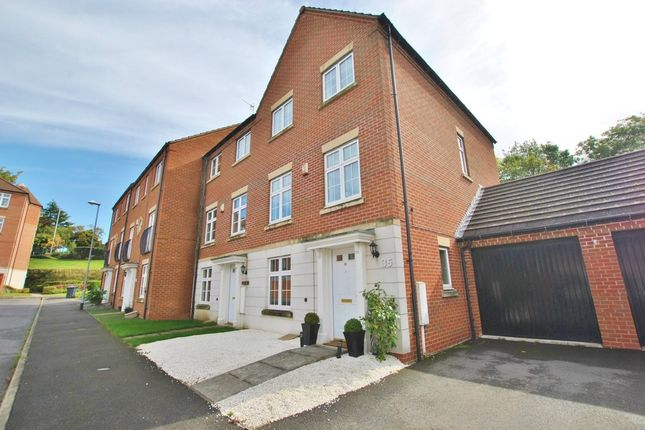 Thumbnail End terrace house to rent in Wenlock Drive, West Bridgford