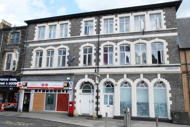 Thumbnail Flat to rent in Osbourne Road, Pontypool