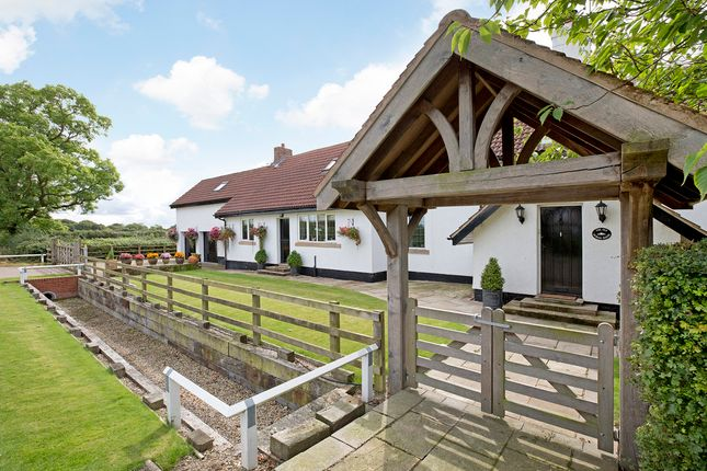 Thumbnail Detached house for sale in Shirbutt Lane, Hessay, York