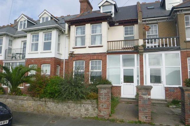 Thumbnail Flat to rent in Flexbury Park Road, Bude, Cornwall