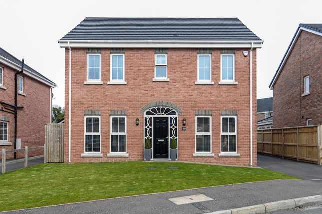 Thumbnail Detached house for sale in Millreagh Grove, Dundonald, Belfast