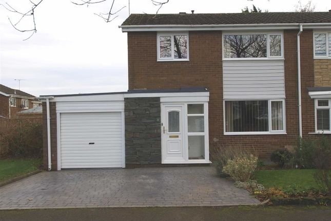 3 bed semi-detached house for sale in Romsey Close, Cramlington