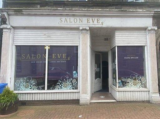 Thumbnail Retail premises for sale in High Street, Kinghorn