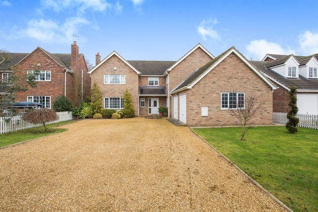 Thumbnail Detached house for sale in Acorn Drive, Gayton, King's Lynn