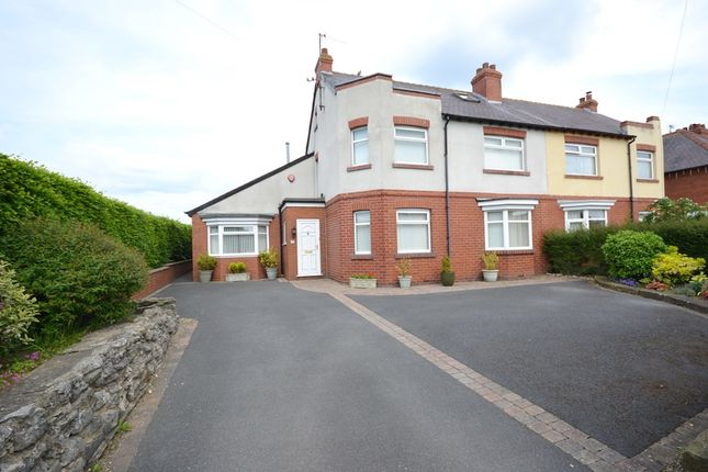 Thumbnail Semi-detached house for sale in Scalby Road, Newby, Scarborough