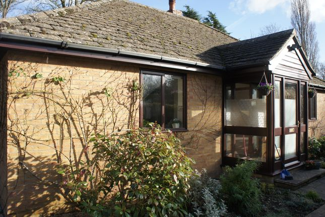 Thumbnail Bungalow to rent in Mill Lane, Castor, Peterborough