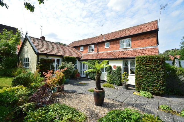Thumbnail Detached house for sale in The Street, Thurlow, Suffolk