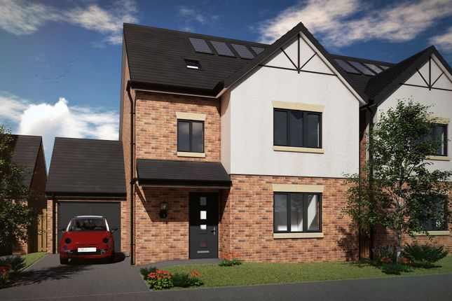 Thumbnail Detached house for sale in Sandwell Road, West Bromwich