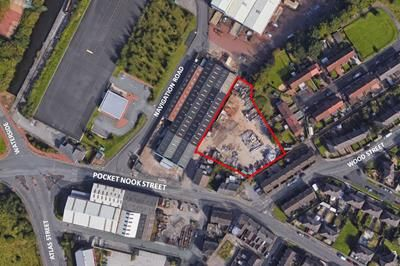 Thumbnail Land to let in Pocket Nook Street, Pocket Nook Street, St Helens
