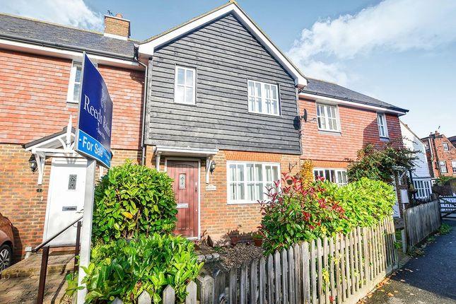 Thumbnail Property for sale in Burnhams, Rye
