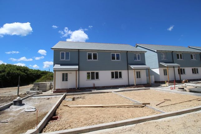 Thumbnail Semi-detached house for sale in Long Rock, Penzance