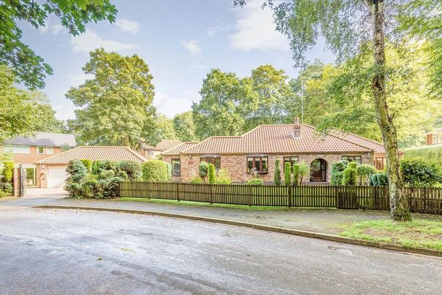 Thumbnail Detached bungalow for sale in Lakeside Drive, Scunthorpe