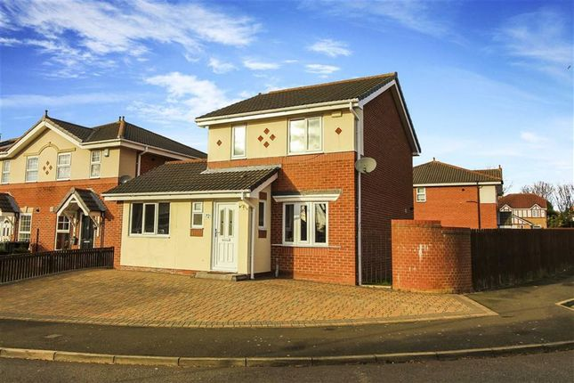 Thumbnail Detached house to rent in Gardner Park, North Shields, Tyne And Wear