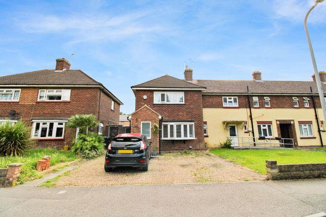2 bed end terrace house to rent in Lanes Avenue, Northfleet, Gravesend DA11