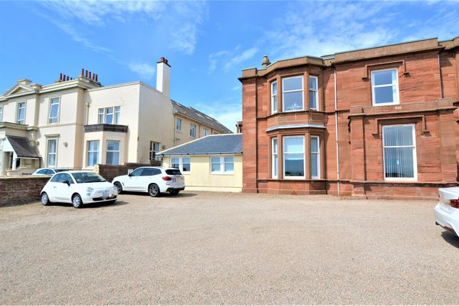 Thumbnail Flat for sale in 8B South Crescent Road, Ardrossan
