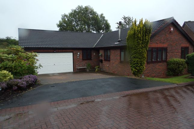 Thumbnail Bungalow for sale in Humford Way, Bedlington