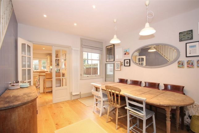 Thumbnail Terraced house for sale in Warwick Road, St.Albans
