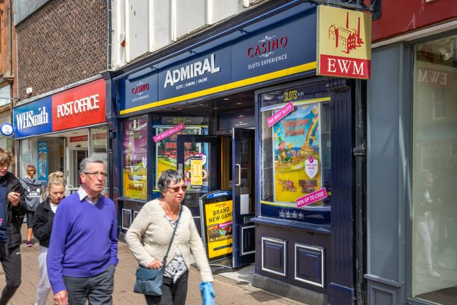 Thumbnail Leisure/hospitality for sale in High Street, Ayr