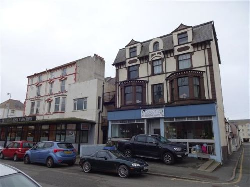 Thumbnail Block of flats for sale in Llandudno, Gwynedd