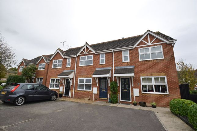 Thumbnail Terraced house to rent in Upper Acres, Witham