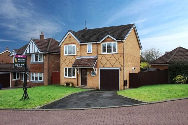 4 bed detached house for sale in Ploughmans Way, Macclesfield