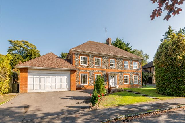 Thumbnail Detached house to rent in Donnay Close, Gerrards Cross