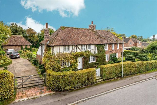 Thumbnail Detached house for sale in Church Road, Kennington, Kent
