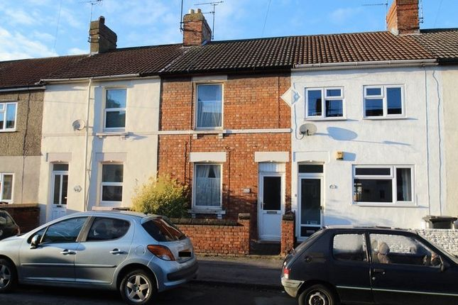 2 bed terraced house for sale in Redcliffe Street, Rodbourne, Swindon
