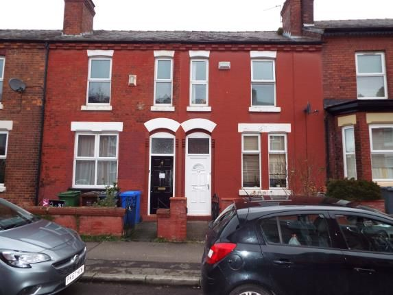Front of Rippingham Road, Withington, Manchester, Greater Manchester M20