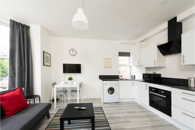 Thumbnail Flat for sale in Everett Road, Withington, Manchester
