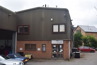 Thumbnail Light industrial for sale in Unicorn Trading Estate, Haslemere