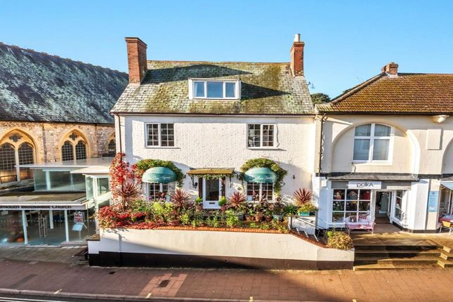 Thumbnail Commercial property for sale in High Street, Sidmouth