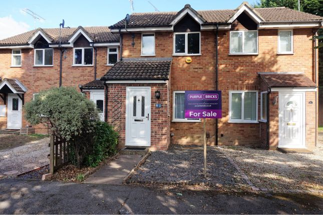 Thumbnail Terraced house for sale in Ashridge, Farnborough