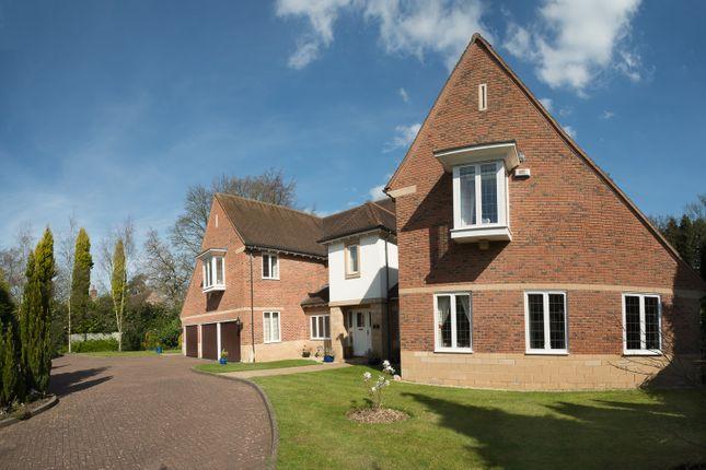Thumbnail Detached house for sale in 4 Jervis Park, Little Aston Park