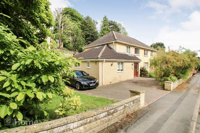 Thumbnail Semi-detached house for sale in Gainsborough Gardens, Bath