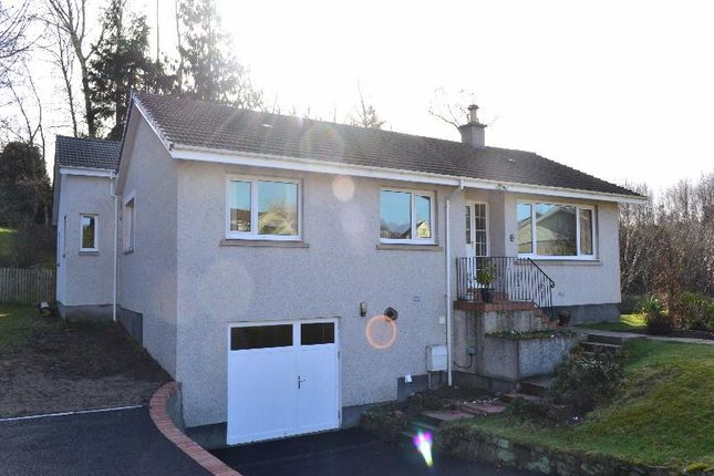 Thumbnail Detached house for sale in 16 Mackenzie Drive, Forres