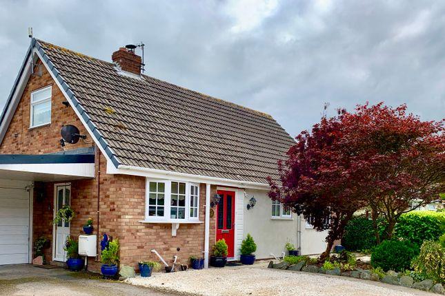 Thumbnail Detached house for sale in Rhoslan Guilsfield, Welshpool
