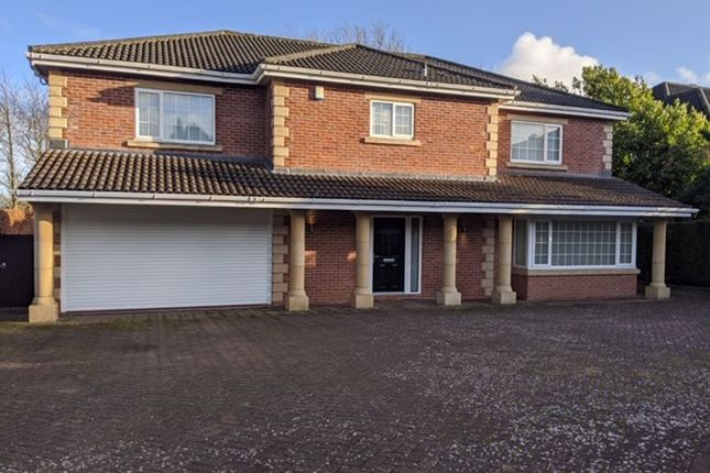 Thumbnail Detached house for sale in Willow Way, Ponteland, Newcastle Upon Tyne