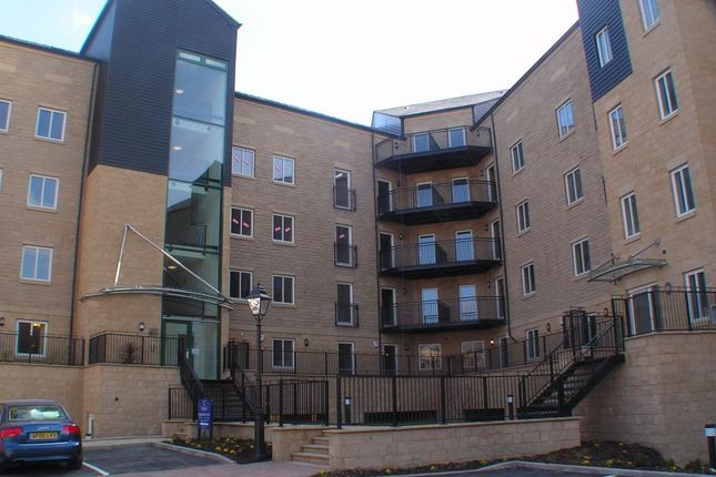 Thumbnail Flat to rent in Ellis Court, Textile St, Dewsbury